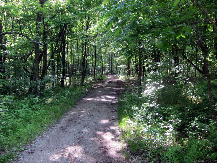 spahr river to river trail spring '15